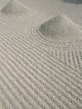 The Great Ocean Rock  Daisen-In Zen Garden  Daitokuji Temple  Kyoto  Honshu  Japan