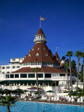 Hotel Del Coronado  San Diego  California  USA