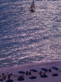 South Walton Beach at San Destin  Florida  USA