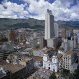 Medellin, Colombia Papier Photo