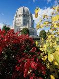 Baha'i House of Worship  Wilmette  Illinois  USA