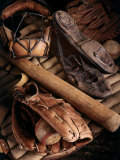 Baseball Still Life