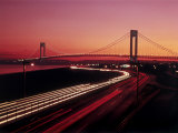Verrazano-Narrows Bridge  New York City  USA