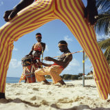 Limbo Dance  Barbados