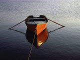 Rowboat with Reflection