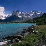 Cuernos Del Paine  Torres Del Paine National Park  Chile
