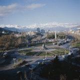 Plaza Italia  Santiago  Chile