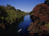Barton Creek  Austin  Texas  USA