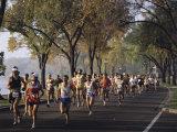 Marathon Race Minneapolis Minnesota  USA