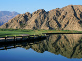 La Quinta Golf Course  California  USA