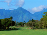 Maui Country Club  Spreckelsville  Maui  Hawaii  USA