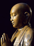 Buddha Statue Asakusa Kannon Temple Tokyo Japan