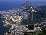 Christ the Redeemer Statue Rio de Janeiro Brazil