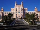 Don Cesar Beach Resort  St Petersburg Beach  Florida USA