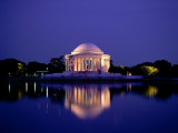Jefferson Memorial  Washington  DC  USA