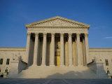 US Supreme Court  Washington  DC  USA
