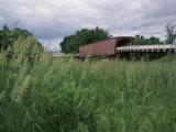 Roseman Covered Bridge  Iowa  USA