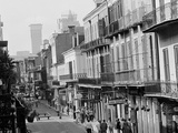 New Orleans&#39; Old World Style French Quarter