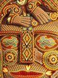 Huichol Indian Crafts Beadwork  Cabo San Lucas  Baja California Sur  Mexico