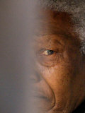 Former South African President Nelson Mandela