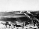 A Caravan Comes from the Sand Hills