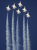 The US Air Force Thunderbirds