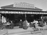 Café du Monde Papier Photo