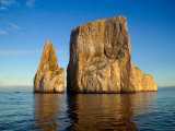 Kicker Rock near San Cristobal  Galapagos Islands  Ecuador
