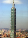 The World's Tallest Building the Taipei 101