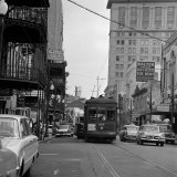 St Charles Avenue and Poydras Street in New Orleans