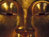 Golden Temple Buddha at Cemetary  Hong Kong