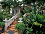 Sunbury Plantation House  St Phillip Parish  Barbados  Caribbean