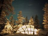 Kakslauttanen  Lapland  Finland