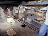 Baking Bread in a Wood-Fired Oven  Morocco