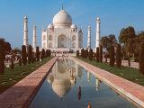 Taj Mahal  Uttar Pradesh  India