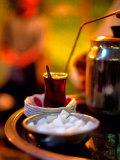 Tea Carrier  Yeni Halier Market  Turkey