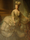 Portrait of Marie Antoinette  Versailles  France