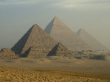 Giza Pyramids Complex  Egypt