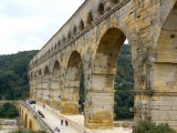 Pont du Gard  Roman aqueduct  France