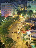 Overview of La Pantiero  Cannes  France