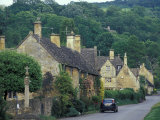 Village of Stanton  Cotswolds  Gloucestershire  England