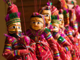 Puppet Souvenirs  Jaipur City Palace Complex  India