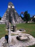 Temple I  Tikal  Guatemala