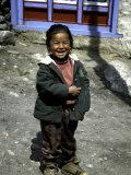 Young Girl  Nepal