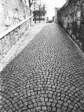 Cobbled Street  Lindenhof  Switzerland