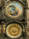 The Astronomical Clock  Prague  Czech Republic