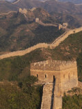 Great Wall at Sunset  Jinshanling  China