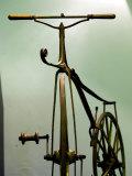 Old Bicycle  Karlovac  Croatia