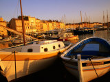 Boats at Port  St Tropez  France