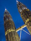 Petronas Towers  World's Tallest Buildings  Kuala Lumpur  Malaysia